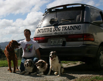 how to become a police dog trainer nz